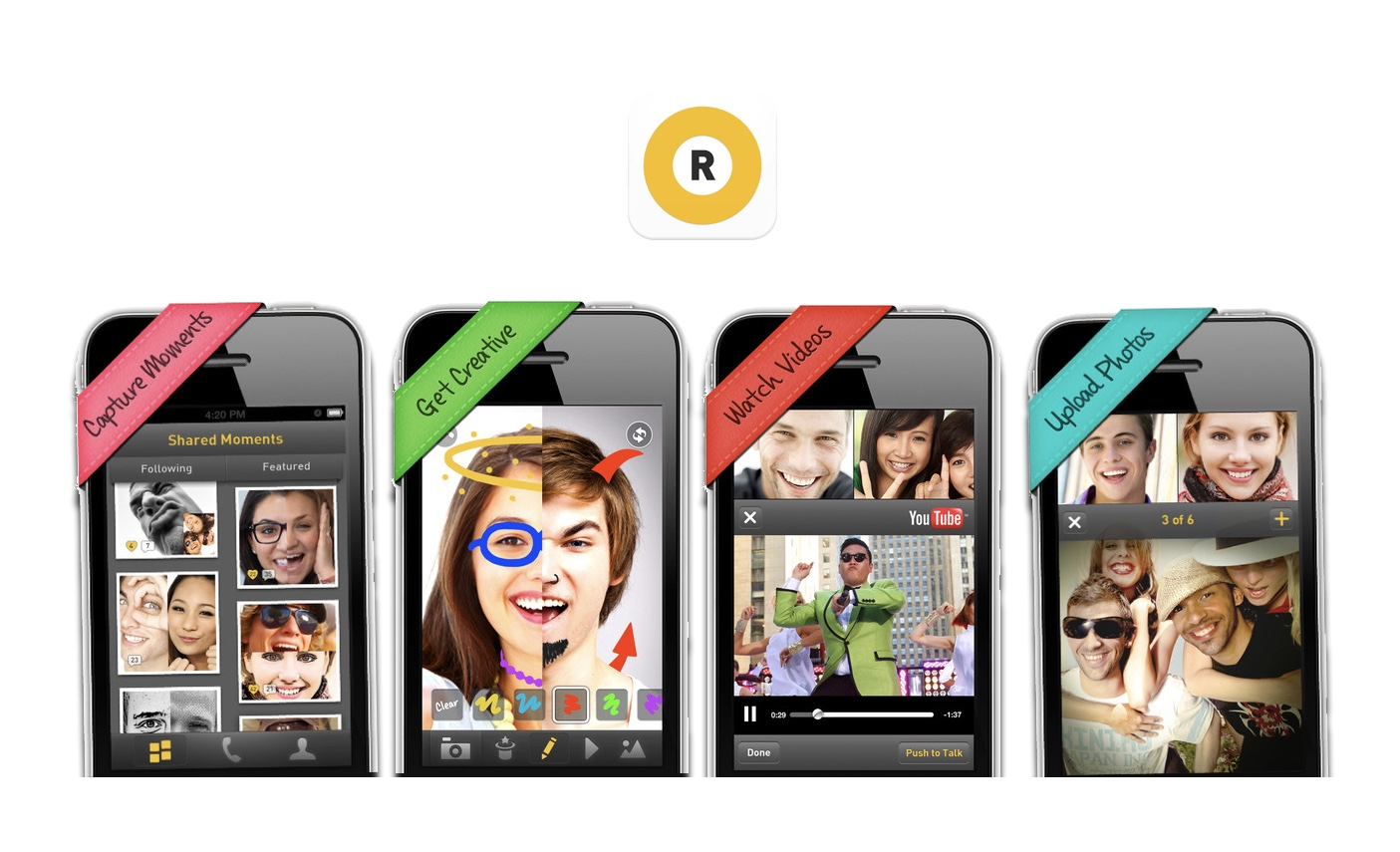 Rounds App store